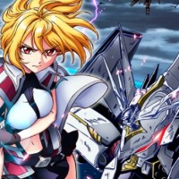 Cross Ange - Episode 2 Review