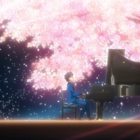 Shigatsu wa Kimi no Uso - Episode 10 Review - Strings with Chopin?